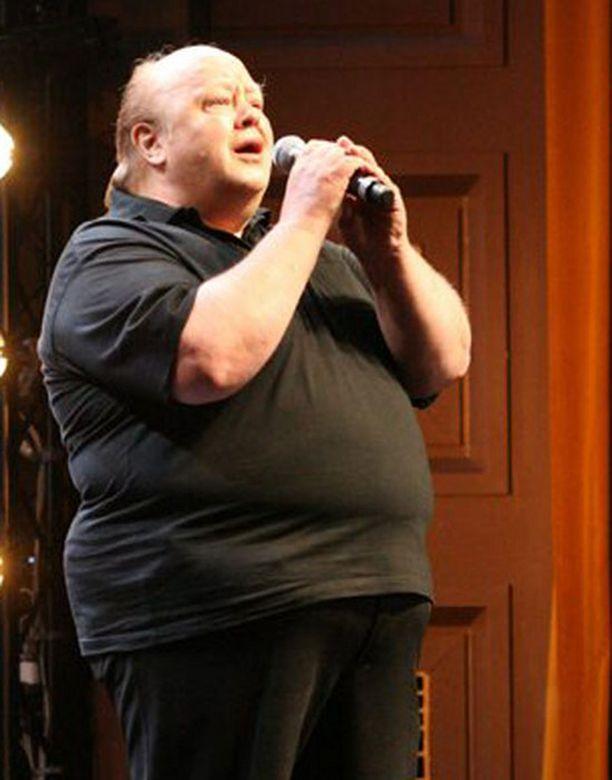 Markku Laamanen lauloi itsensä myös virolaisten sydämiin.