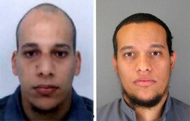 Said ja Cherif Kouachi kuolivat poliisin rynnäkössä pari päivää myöhemmin.