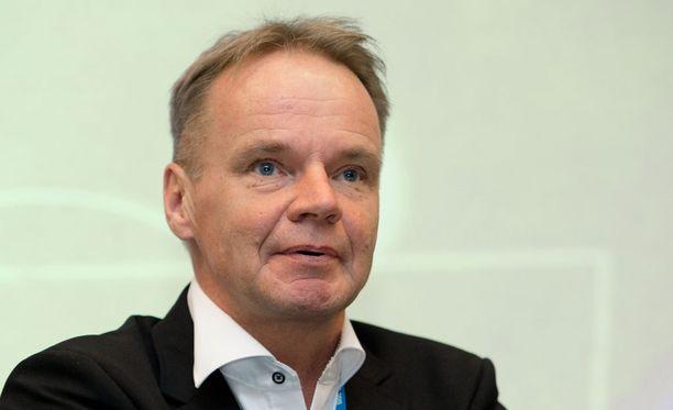 Juha Malisen viserrys Twitterissä aiheutti pienimuotoisen kohun.