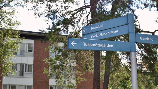 Tukholman Suomikoti on perustettu vuonna 1995 ja siellä on asukaspaikkoja reilut 50.