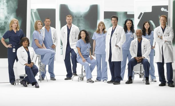 Greyn anatomiasta on tulossa yksi pisimpään ruudussa pyörineistä sairaalasarjoista.