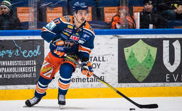 Tomas Zaborsky nosti kauden maalimääränsä kymmeneen. Saldo ei hyökkääjää tyydytä.