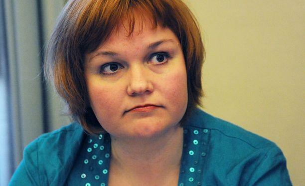 Ministeri Krista Kiuru ei ilahtunut Nokian uutisista.