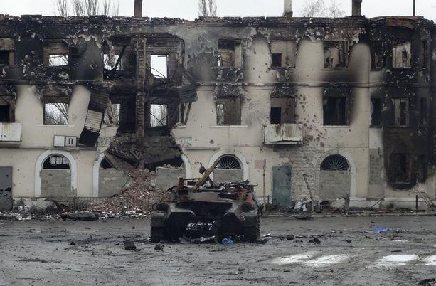 Yksi Ukrainan sodan taisteluista käytiin Debaltseven kaupungista helmikuussa 2015. Nyt kaupunki on separatistien hallinnassa.