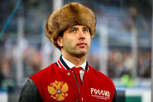 Roman Rotenberg toimii Venäjän jääkiekkoliiton varapuheenjohtajana.