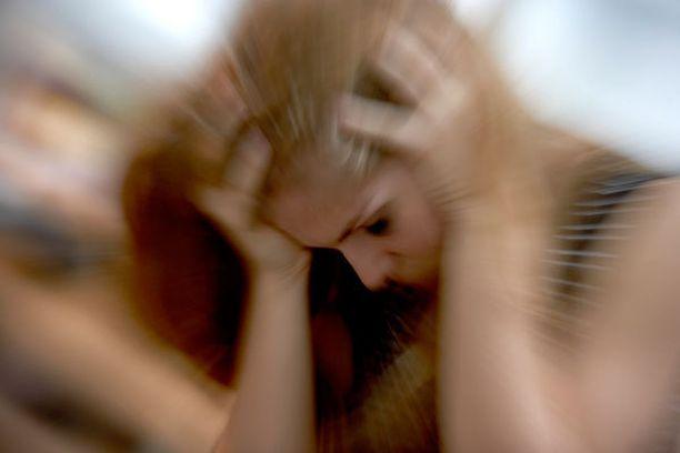 Vapinaa, hikoilua, päänsärkyä... Kankkunen ei todellakaan ole nautinnollinen tila.