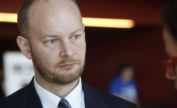 Perussuomalaisten eduskuntaryhmän puheenjohtaja Sampo Terho ei pidä Mäntylän tapausta vakavasti otettavana.