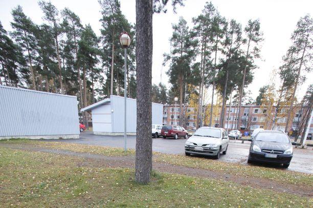 Kaukovainio on yksi huono-osaiseksi luokitelluista Oulun asuinalueista.