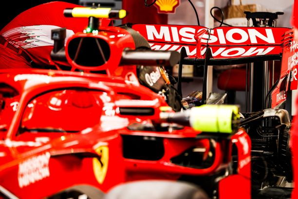 Philip Morris tuli salanimen kautta tutuksi Ferrarin seuraajille jo viime syksynä.