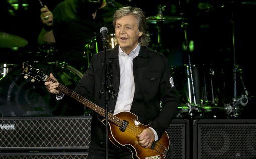 Paul McCartney osti ensimmäisen vahvistimensa 14-vuotiaana – kapine toimii edelleen