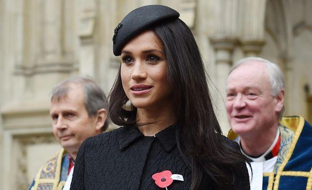 Meghan Markle vihitään prinssi Harryn kanssa 19. toukokuuta Windsorissa.