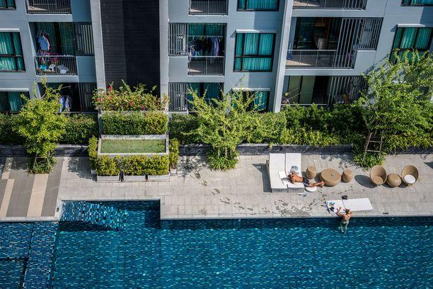 Thaimaassa talon jäähdytykseen voi palaa yllättävän paljon rahaa kuussa, vaikka elämä maassa on muuten edullista.
