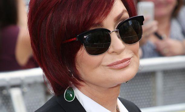 Sharon Osbournelle on elämässä sattunut ja tapahtunut.