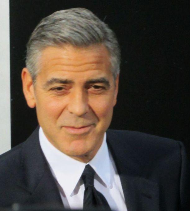 George Clooney on palkittu näyttelijä ja elokuvatuottaja.