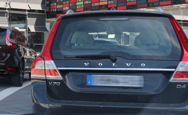 Ruotsalainen perusauto - dieselfarmari - on nyt uhattuna.