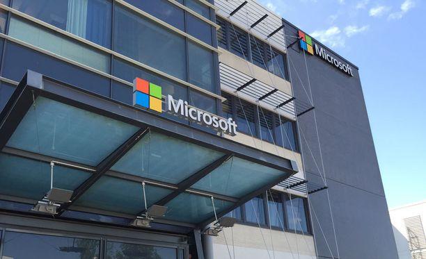 Microsoftin Tampereen toimipisteessä tunnelmat olivat apeita.