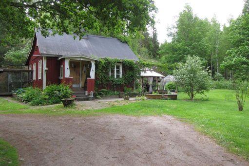 Pehtoorin talo on rakennettu 1920-luvulla.