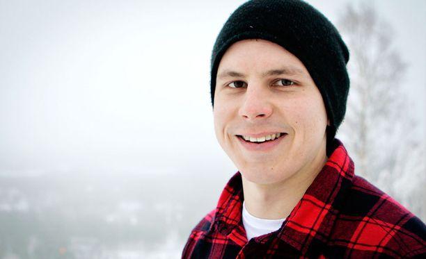 Matti Suur-Hamari ylsi upeaan saavutukseen Aspenissa.