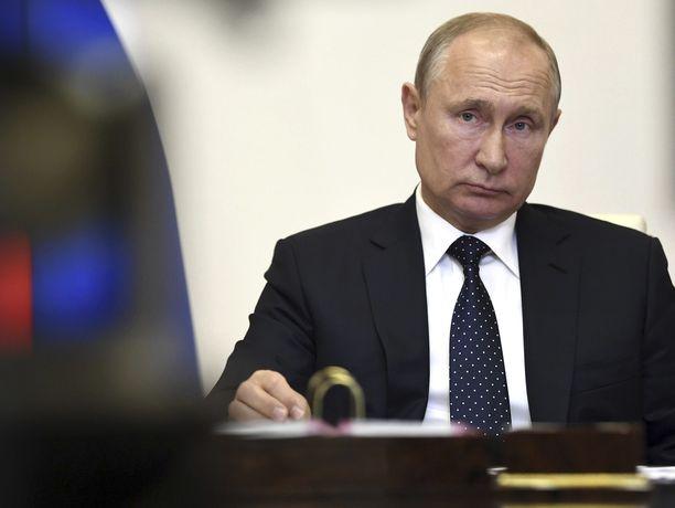 Myös Venäjän talous kärsii koronaviruspandemiasta.
