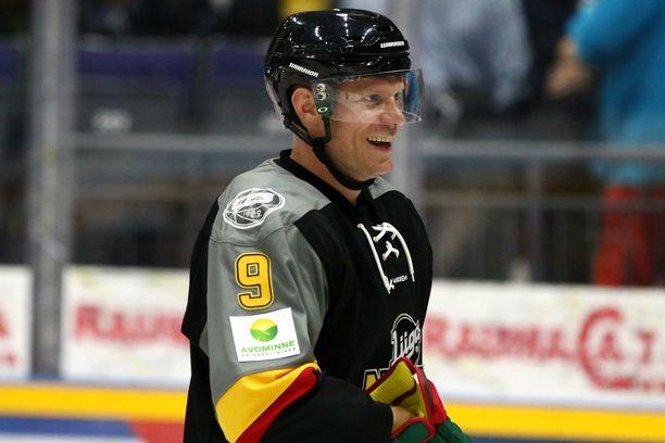 Mikko Koivu on nyt kolmen lapsen isä.