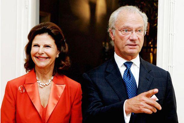 Kuningatar Sivian ja Kaarle Kustaan talouskassa keveni 47 eurolla.