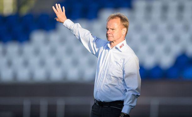 Juha Malinen on nostanut RoPS:n kärkitaistoon mukaan.