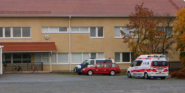Harjavallan Keskustan koulu tyhjennettiin uhkailun vuoksi.