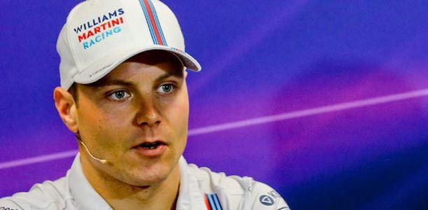 Valtteri Bottas ajoi upeasti kolmanneksi Itävallan gp:ssä.