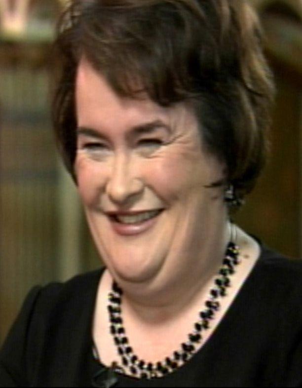 Susan Boylen debyyttilevy on myynyt jo yli viisi miljoonaa kappaletta.