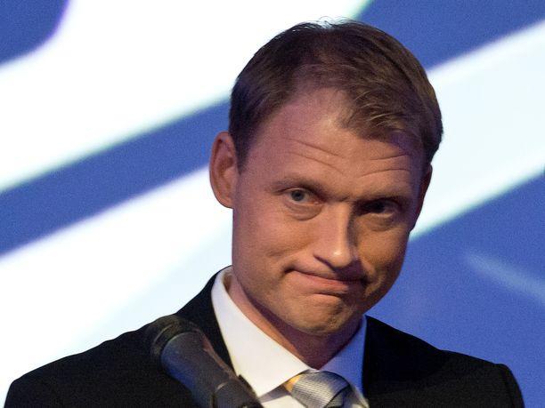 Jussi Markkasen mukaan halli on turvallinen käyttää - toistaiseksi.