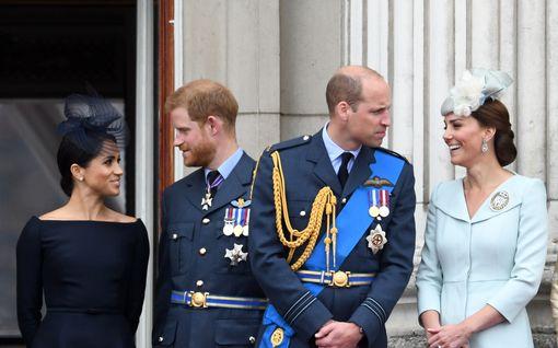 Kuninkaallisasiantuntijat: Herttuatar Catherine loukkaantui uutuuskirjan väitteistä - prinssiveljesten välit kylmenivät entisestään