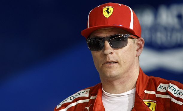 Kimi Räikkönen jäi toiseksi. Oliko tallin ajoituksella osuutta asiaan?