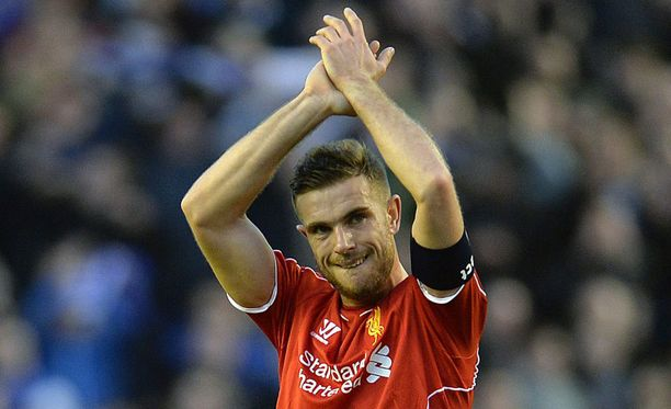 Jordan Henderson on Liverpoolin varakapteeni.