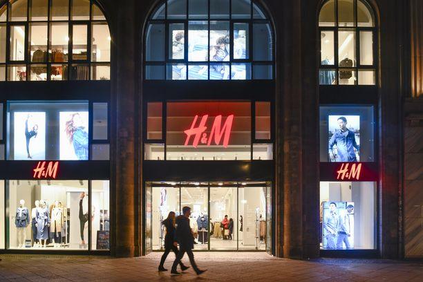 H&M kertoi boikotoivansa brasilialaista nahkaa toistaiseksi.