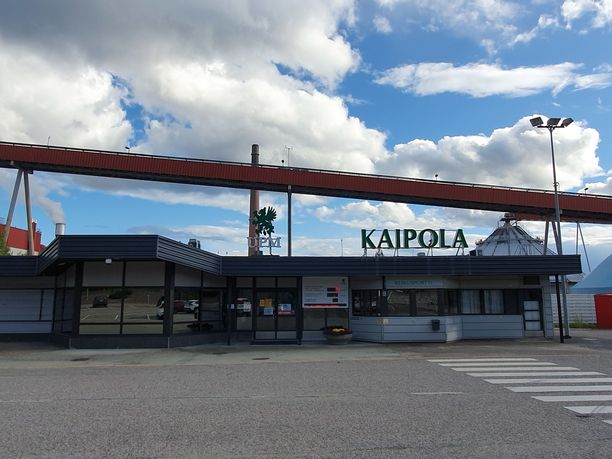 UPM suunnittelee lopettavansa Kaipolan paperitehtaan Jämsässä.