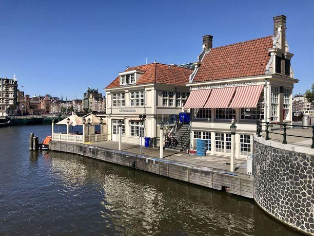 Nähdäänkö tällaisia taloja enää tulevaisuuden Hollannissa?