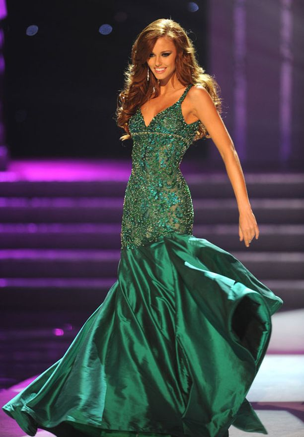Miss USA Alyssa Campanella on myös yksi ennakkosuosikeista.