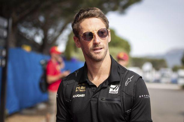 Romain Grosjean kritisoi kotirataansa.
