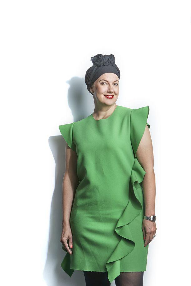Pauliina Lohiluoto perusti My o My -muotiputiikin yli 10 vuotta sitten.