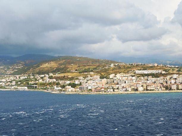 Surma tapahtui Calabriassa, Etelä-Italiassa.