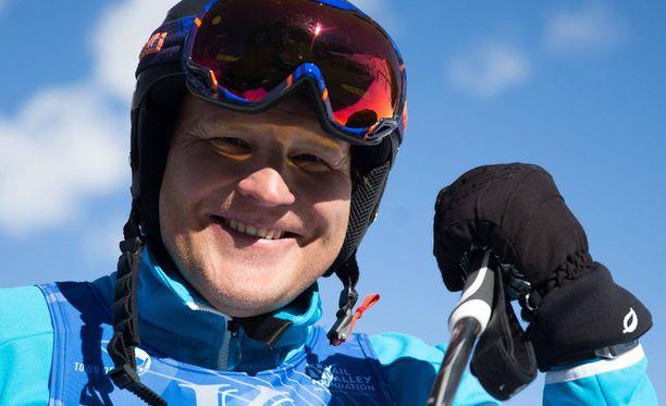 Kalle Palander toimii Pyeongchangin olympialaisissa Ylen alppihiihtokommentaattorina.