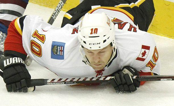 Niklas Hagman siirtyy Anaheim Ducksiin.