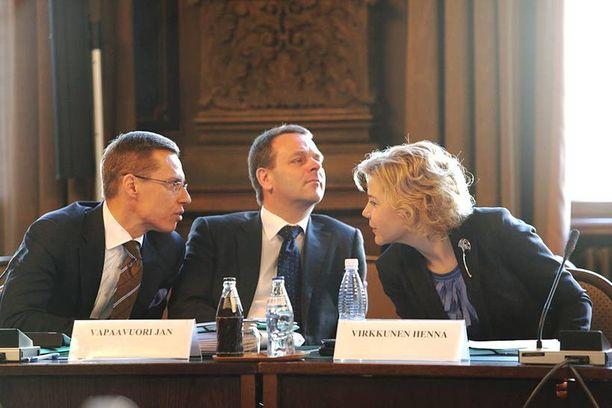 Jyrki Kataisen ilmoituksen ajoitus oli kokoomuksen eurovaalikampanjan suhteen paras mahdollinen.