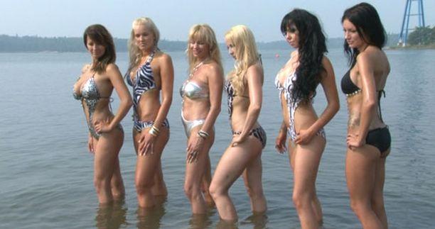 Miss Plastic -finalisteilla on oltava todistus kauneusleikkauksista.