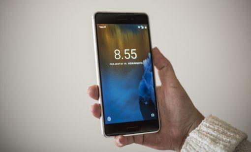 Nokia 6 on uusien nokialaisten kallein malli.