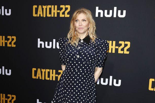 Courtney Love kuvattuna vuonna 2019.