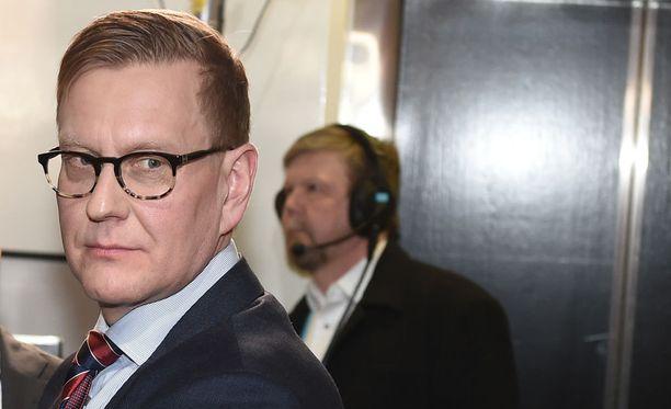 Atte Jääskeläinen on nyt vaiennut lähdöstään julkisuudessa.
