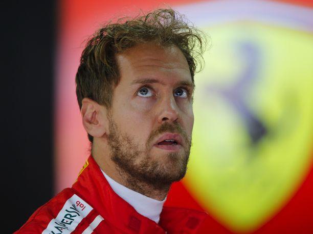 Sebastian Vettel sai pitää Brasilian GP:n aika-ajoissa saavuttamansa kakkosruudun.