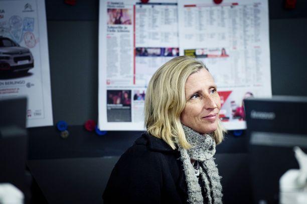 Julkiset verotiedot ovat tutkiville toimittajille loistava työkalu, sanoo New York Timesin Pulitzer-palkittu toimittaja Ellen Barry.