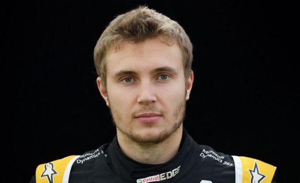 Sergei Sirotkin on ollut viimeiset kaksi vuotta Renaultin kolmoskuljettaja.